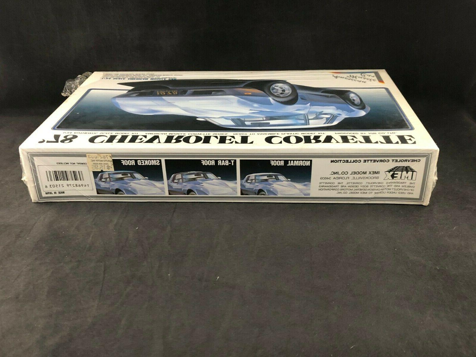 Arii Muscle Collection '78 Corvette 1:24 Kit