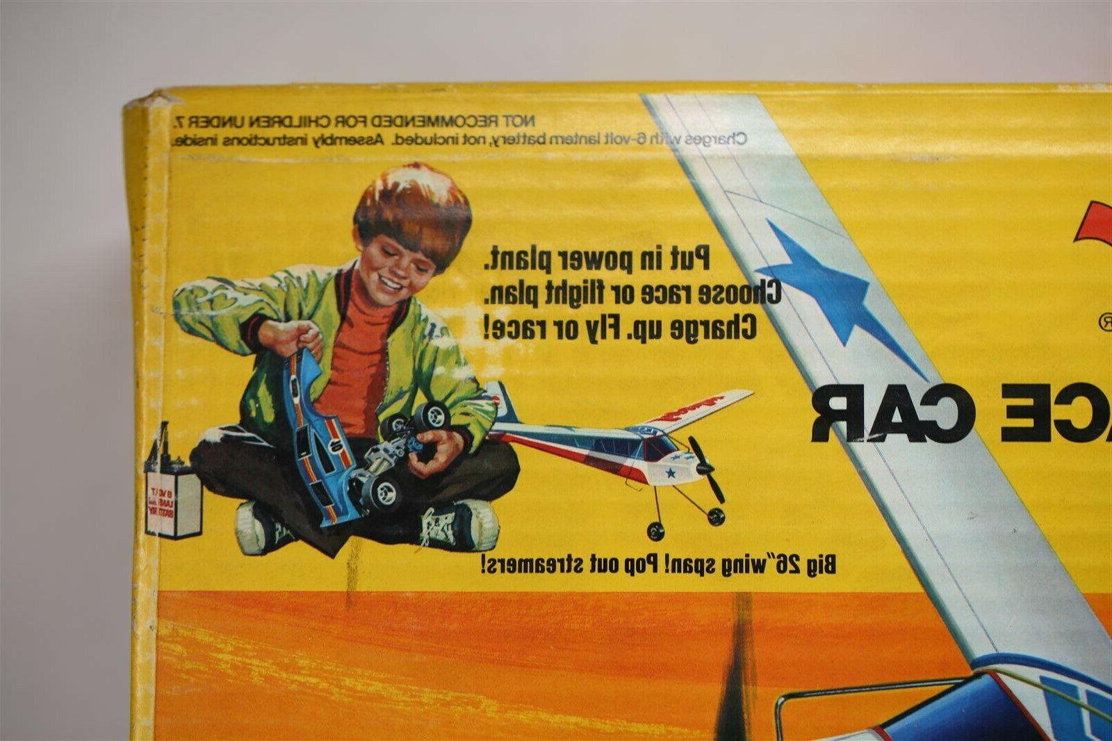 MATTEL ARCHIVES 1973 SKY SHOW PLANE AND SEALED