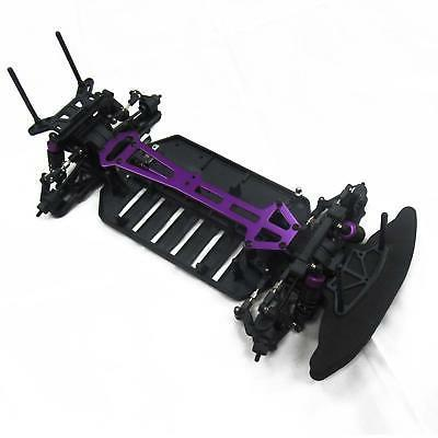 Assembled Drift Racing Chassis Frame Kit for 94123