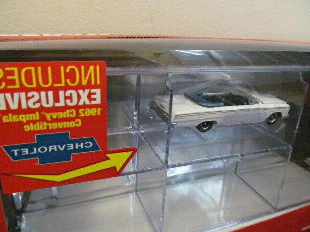 AW Auto Interlocking Gallery for 1/64 Cars,
