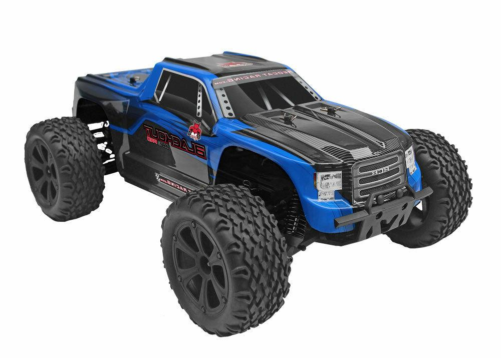 Redcat Racing PRO 1/10 Electric Monster - GHz - RF