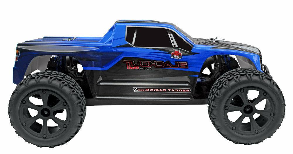 PRO Brushless Monster Truck - -