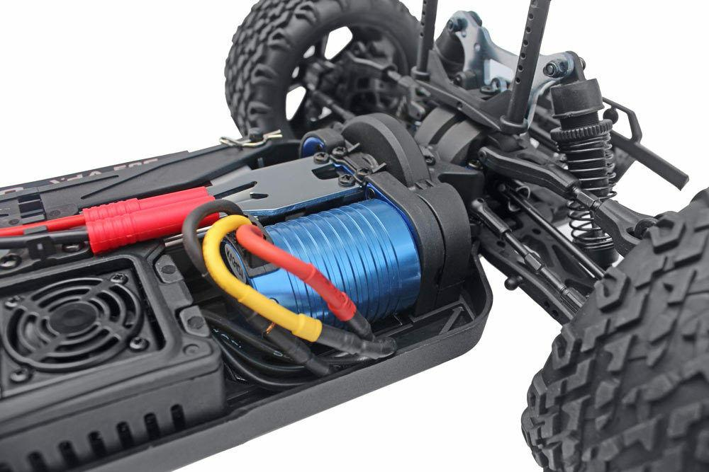Redcat Racing Blackout PRO Brushless Monster Truck - GHz - Battery -