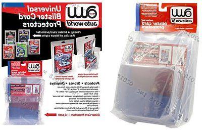 blister card protectors pack of 6