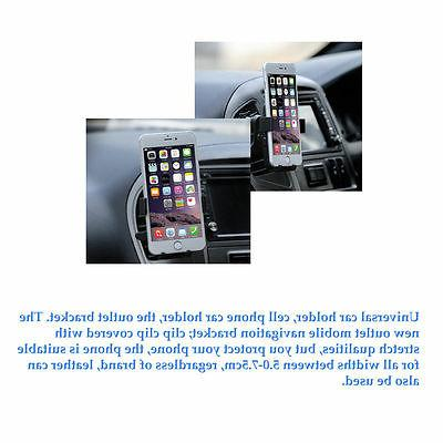 360° Car Stand Vent For iPhone Phone