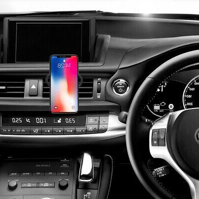 360° Car Mount Stand Vent For iPhone Phone