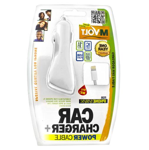 Car for Apple iPhone Lightning Cable