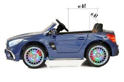 Car For Kids To Ride SL65 Touch Horn RC MP3