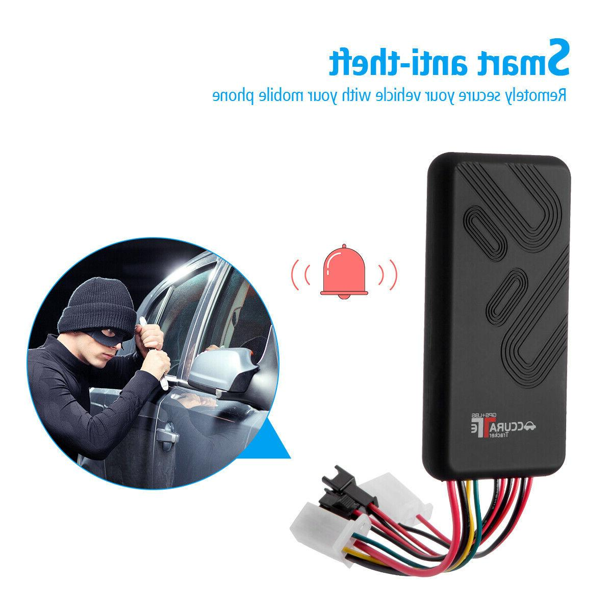 Car Tracker SIM GPRS Tracking for Truck Vehicle
