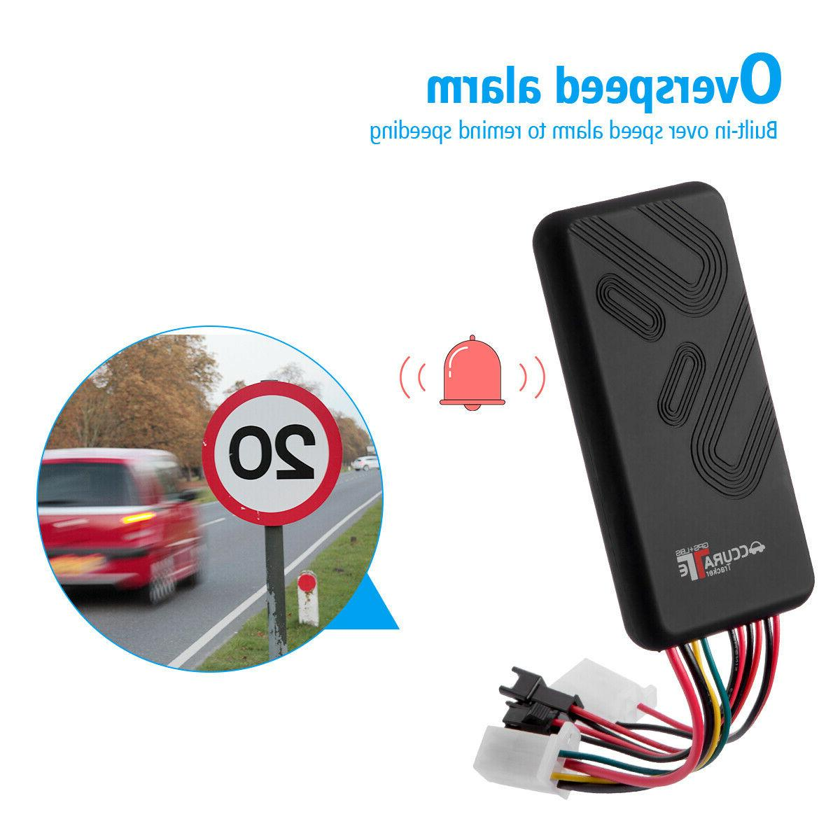 Car GSM SIM GPRS Real Tracking Device Locator Truck