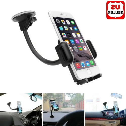 car windshield dashboard suction cup mount holder