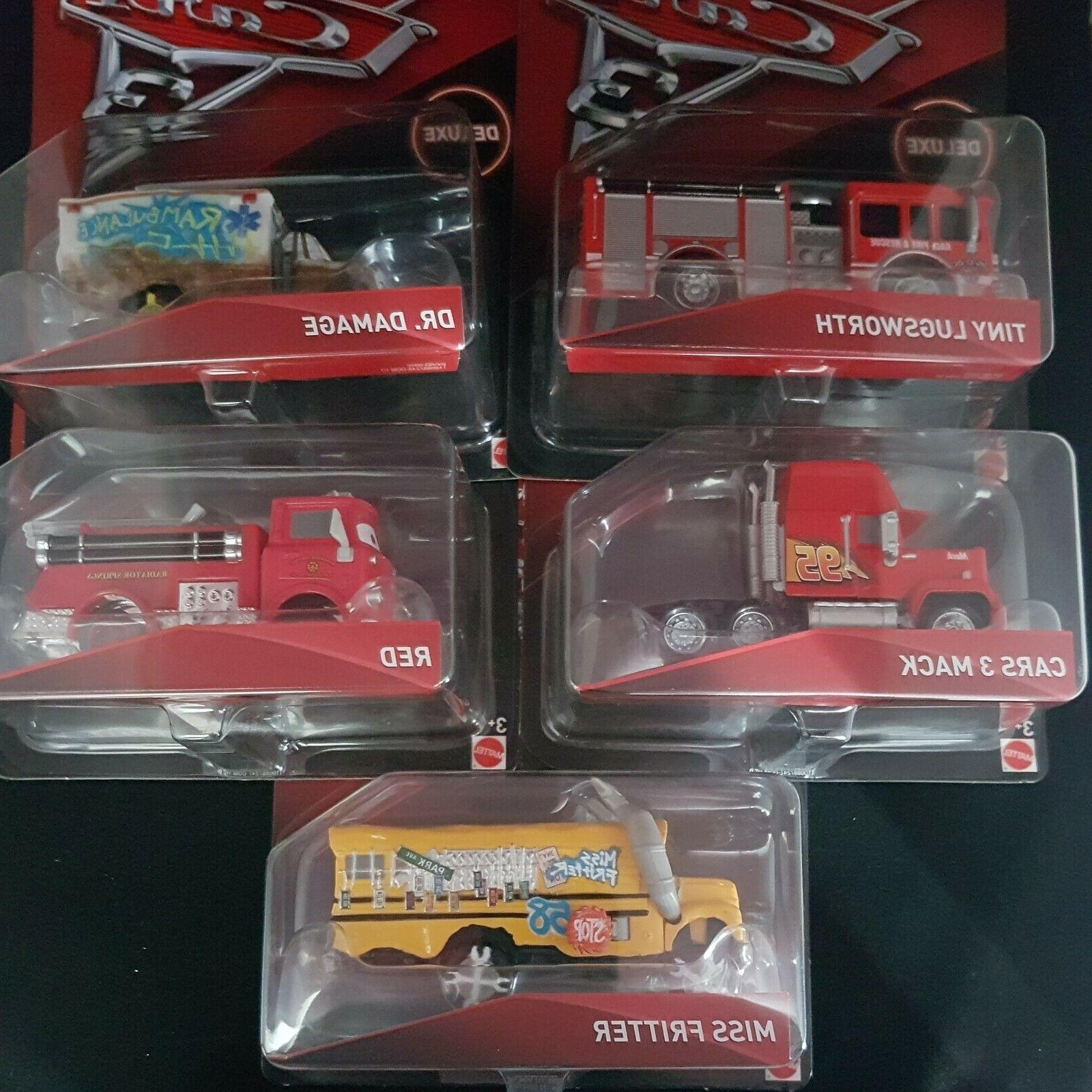cars 3 deluxe die cast cars 1