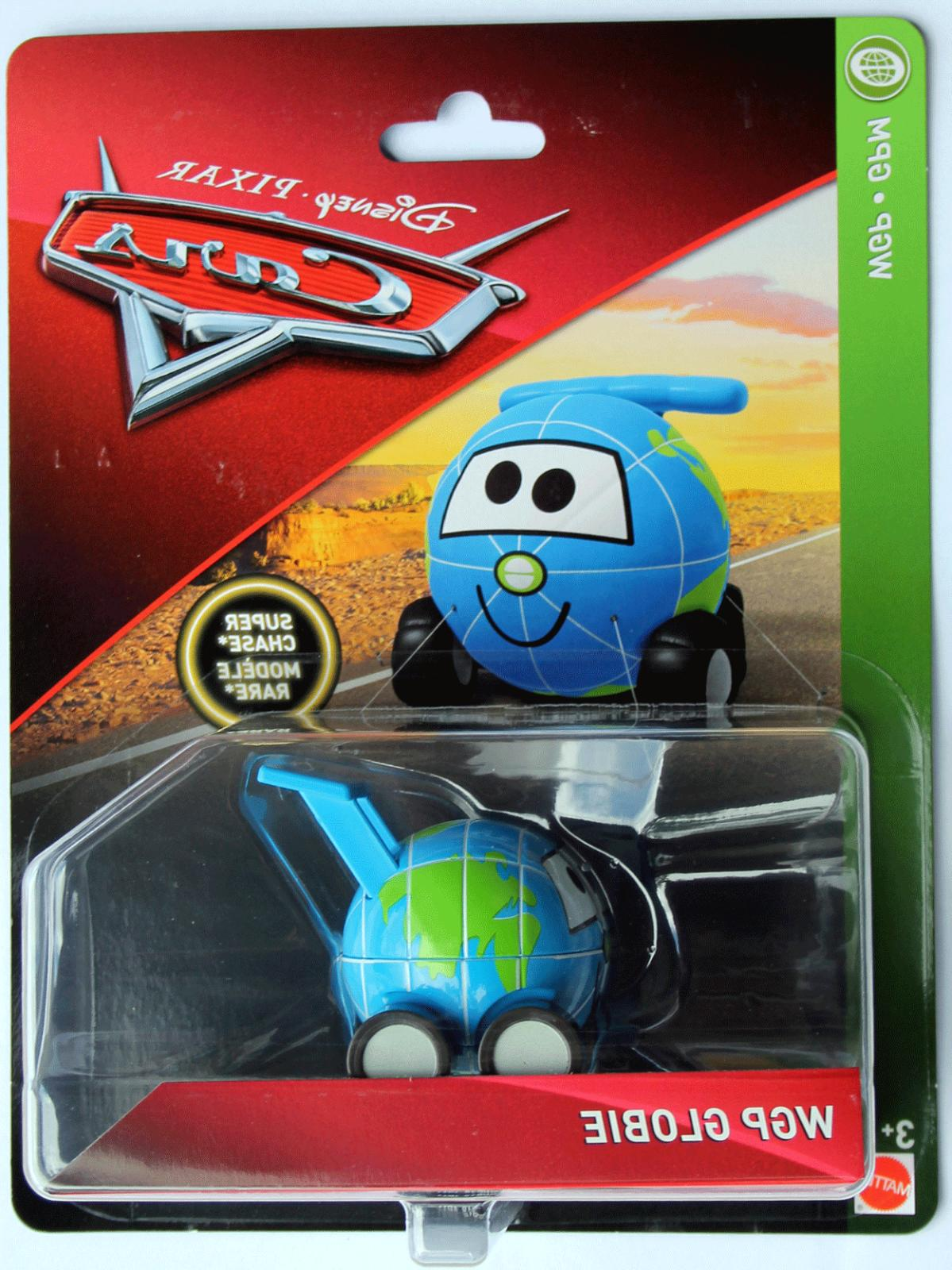 cars 3 deluxe wgp globie super chase