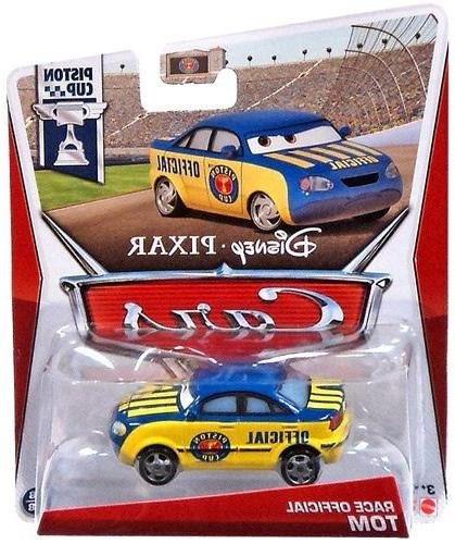 cars race official tom piston cup