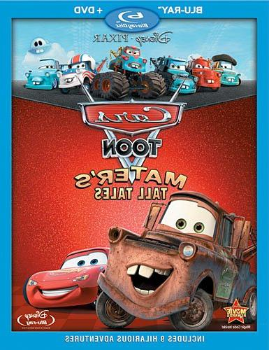 Cars Toon-Maters Tall Tales Combo Pack
