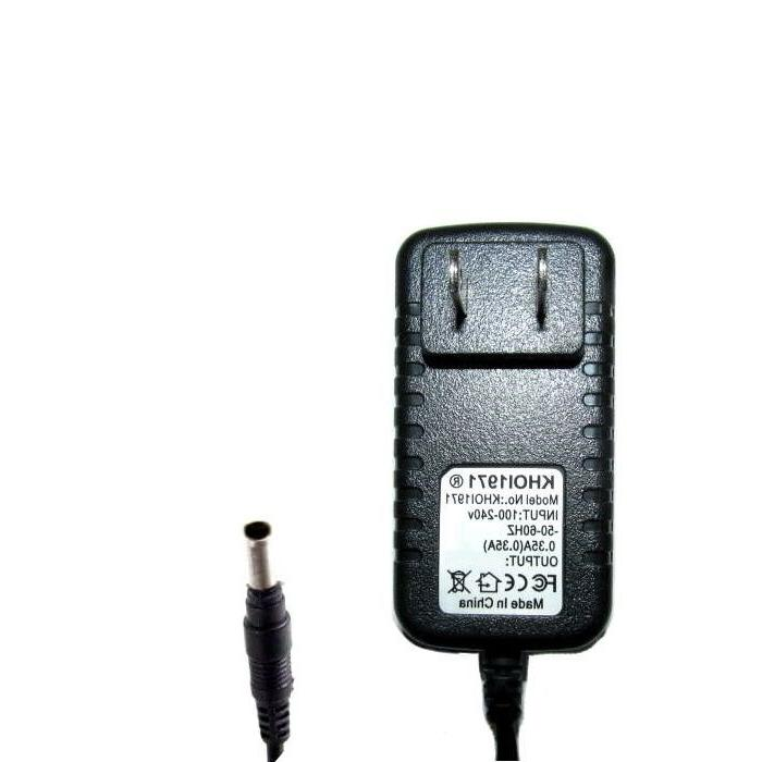 Charger AC adapter for SKY2856 SKY2857 Best Choice Products Truck Ride On BLACK