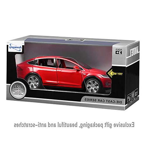Diecast Cars Cars Alloy Toy and Light Toy Kids Toys 1/32 Scale