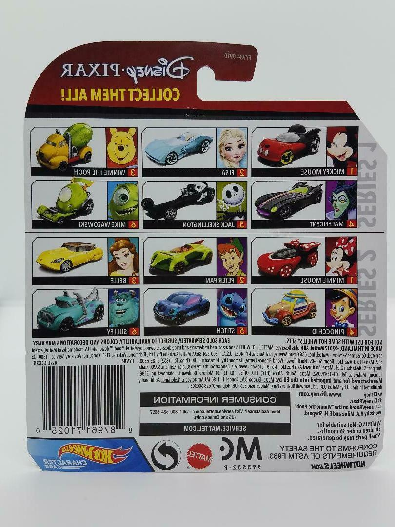 Hot Wheels series 2 Minnie for 1
