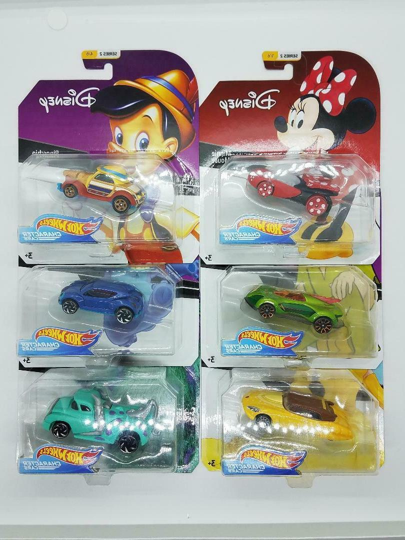 disney cars series 2 minnie belle pinocchio