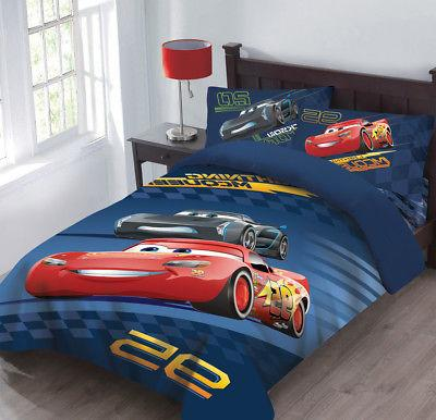 disney cars velocity bedding comforter set