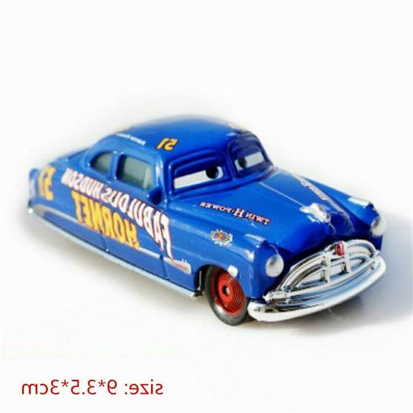 Disney 2 and Diecast Alloy Toy Car Loose