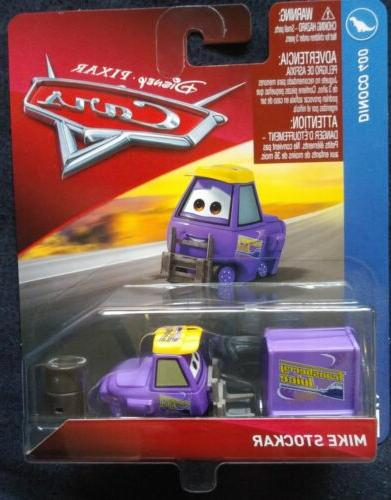 disney pixar cars transberry juice pitty mike