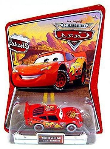 disney pixar cars world
