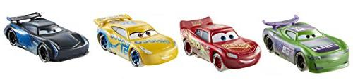 Cars NEW Disney FIREBALL 4 Jackson HJ Dinoco