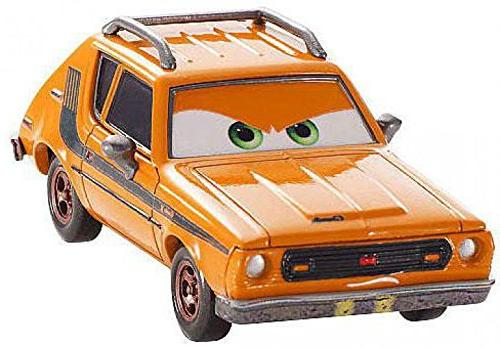 Disney Cars 2 Vehicle and 'Torque'