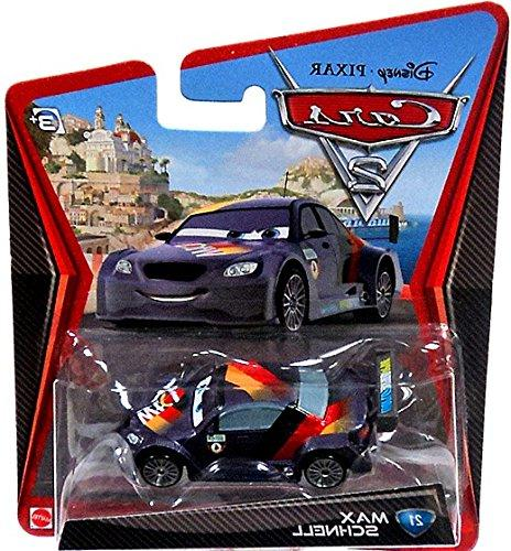 Disney Pixar Cars 2 Movie Die Cast Vehicle Max Schnell