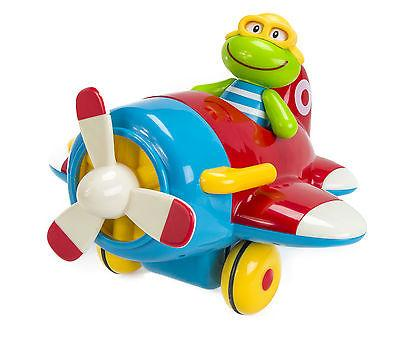 Early Frankie Frog Flying Machine Baby