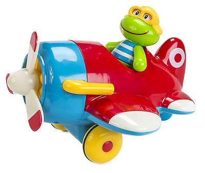 Early Frankie Frog Flying Machine