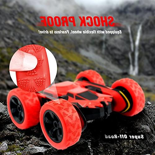 Car 2WD Remote Racing Vehicle Extreme Speed Degree Rolling Rotation