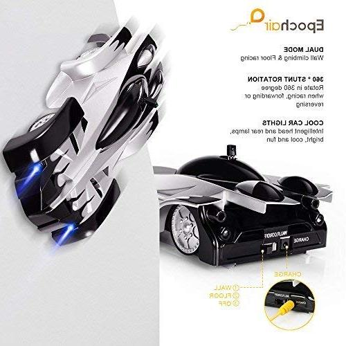 Epoch for Car Toys Climbing Dual Mode 360°Rotating with LED Lights Xmas Gift,