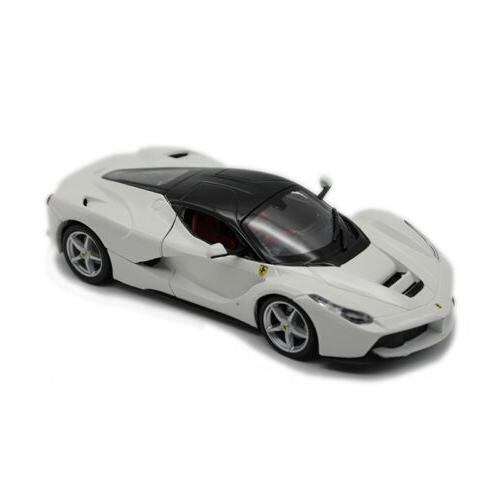BBURAGO Ferrari Laferrari 1/24 Die Model Car Collection
