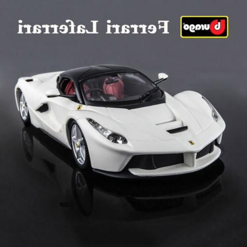 ferrari laferrari 1 24 die cast model
