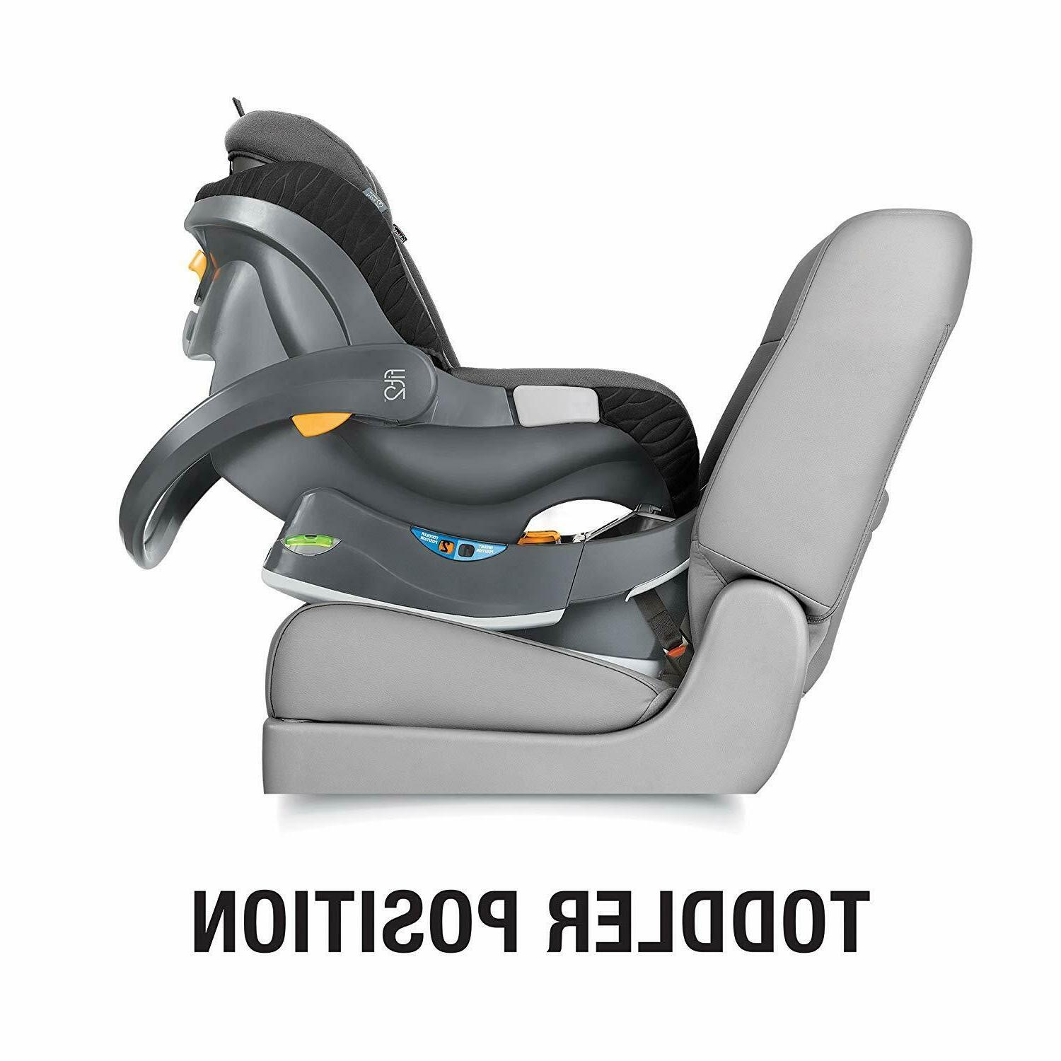 Chicco & Toddler Car Seat,