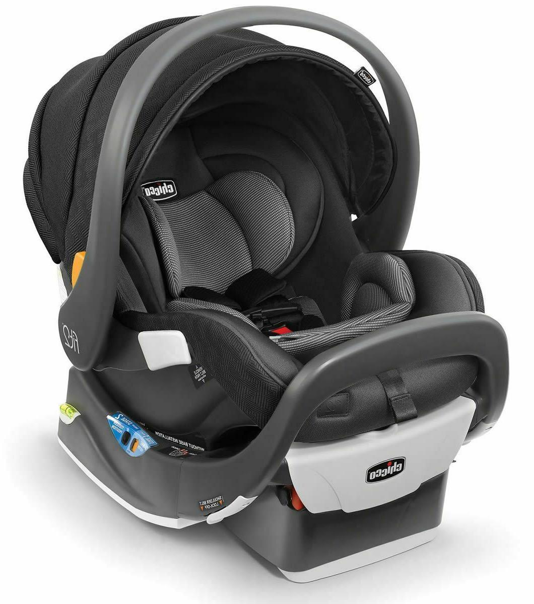 fit2 rear facing infant and toddler car