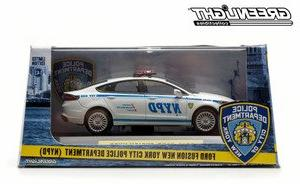 ford fusion york city police