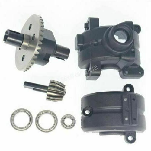 Front Complete Set Drive Diff For HSP 110 Parts 0
