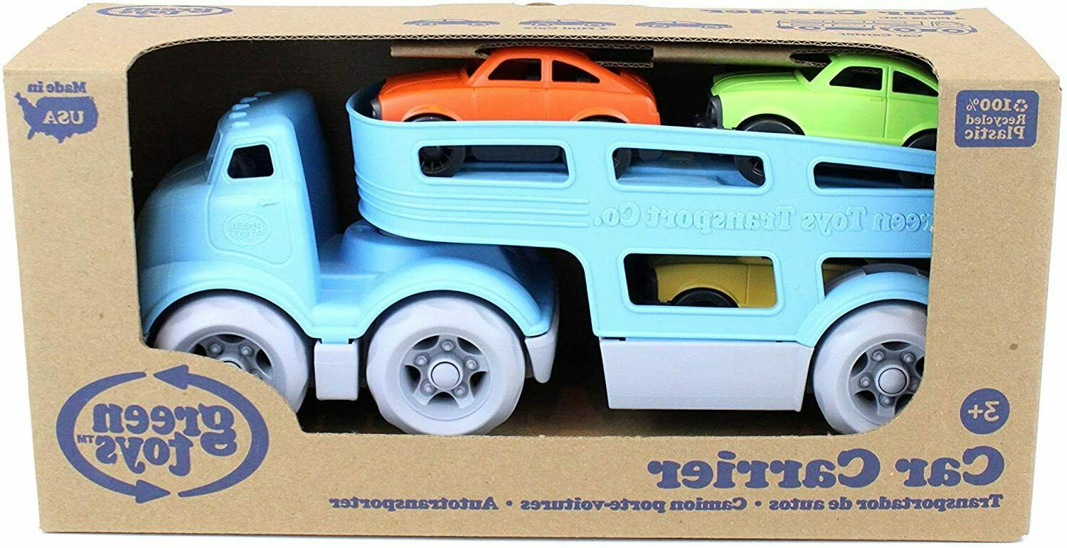 Green Toys Vehicle Toy, Blue, Standard
