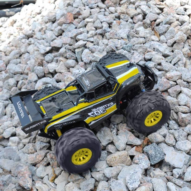 Heavy Car Terrain Monster Truck RC -