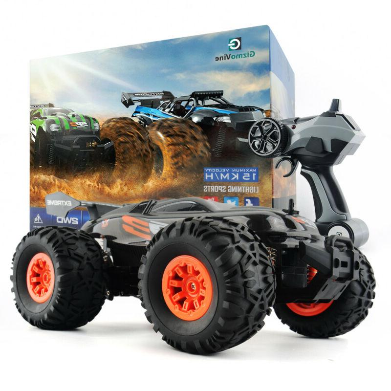 Heavy Car Terrain Road Monster Truck RC -