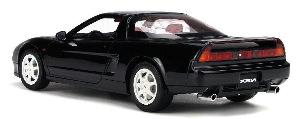 HONDA TYPE BLACK 1/18 BY OTTO MOBILE FOR KYOSHO