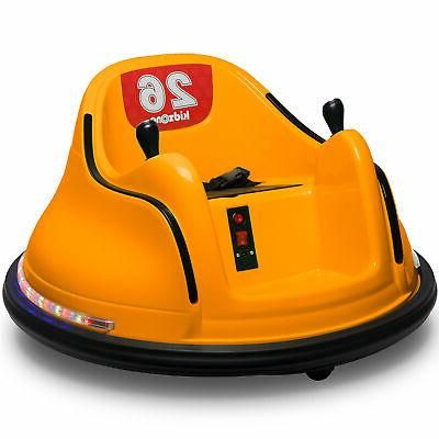 kids electric 6v ride on bumper car