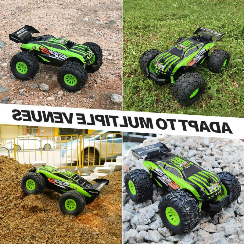 For Kids RC Car Remote Vehicle Racing