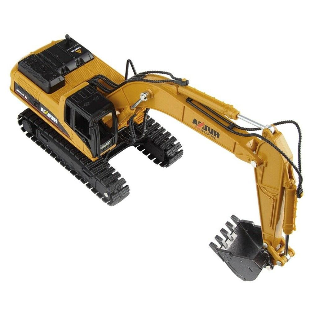 Kids Excavator Truck Cars Vehicle for