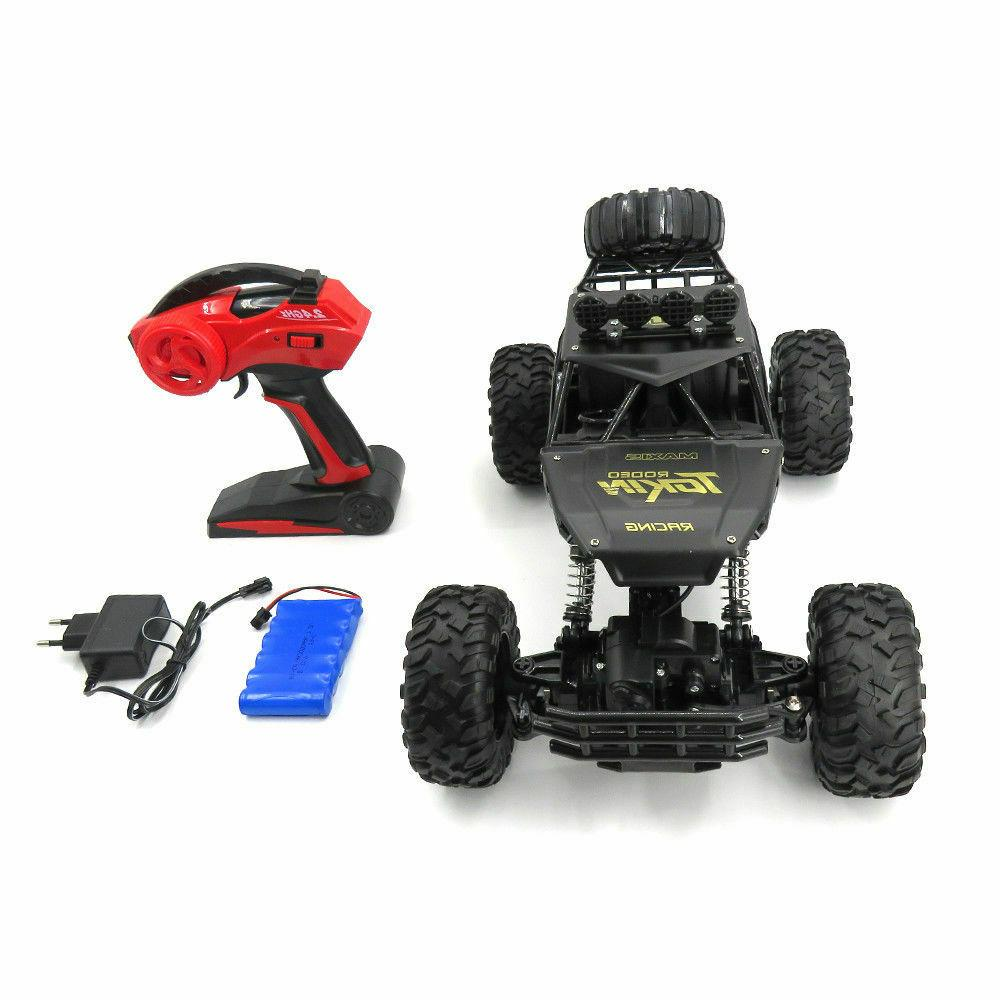 Large RC Cars 4WD Drive High Buggy Car Toy For