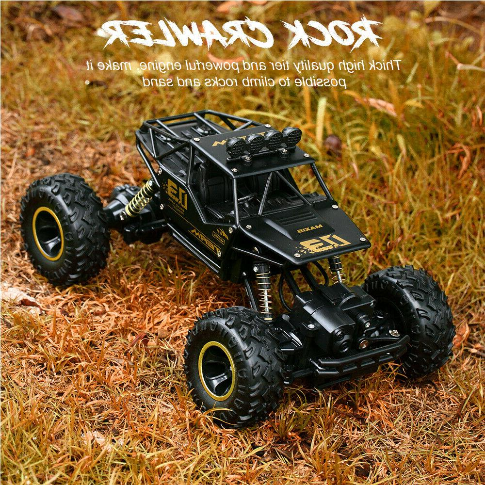 Large 4WD Shaft High Speed Buggy RC Car For