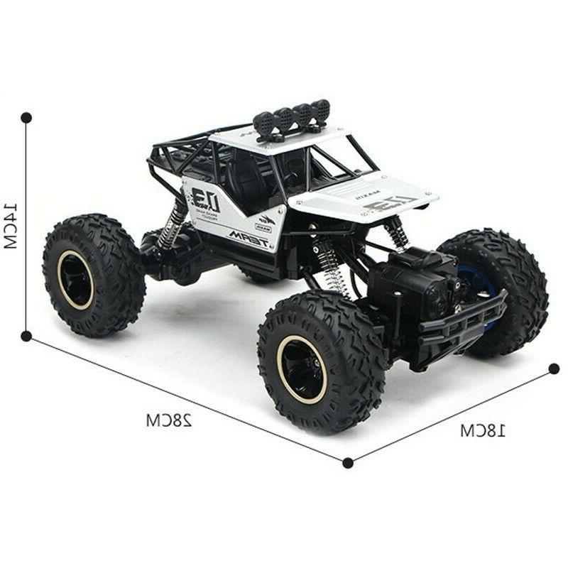 4WD Drive High Speed Buggy Car Toy For Kids